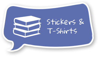 Stickers & T-Shirts